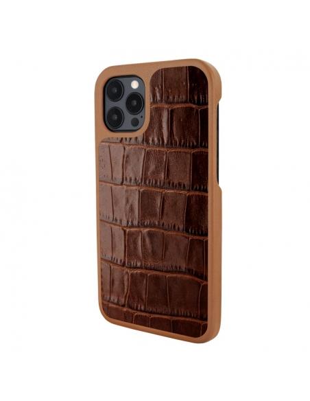 étui en cuir pour iPhone 12 Pro Max