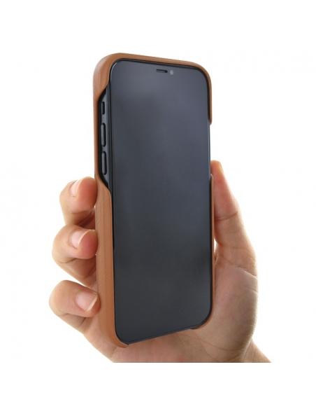 étui en cuir pour iPhone 12 Pro Max 2